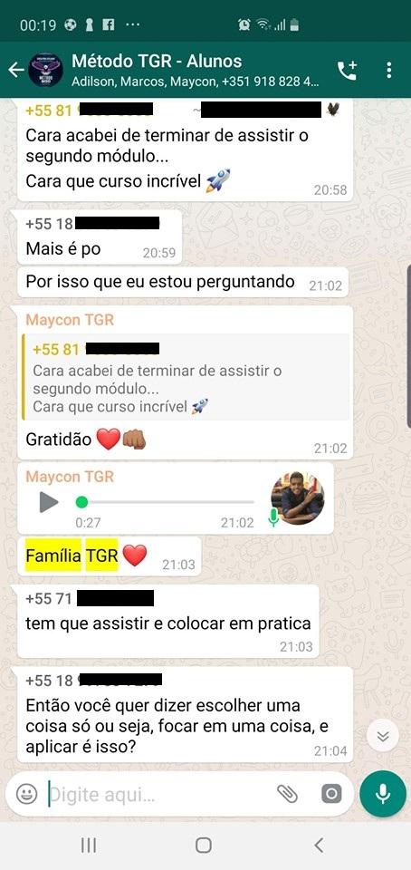 família TGR