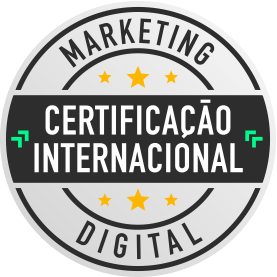 Cerificação Internacional em Marketing Digital