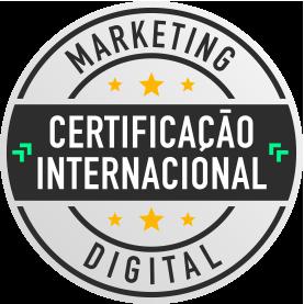Cerificação Internacional em Marketing Digital